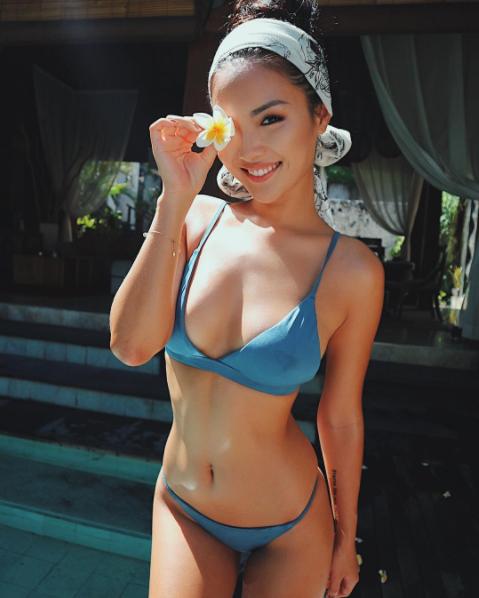 Ngắm cô gái Hàn Quốc nóng bỏng sinh ra để mặc bikini: Mùa hè muốn dài bao lâu cũng được! - Ảnh 18.