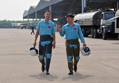 Sư đoàn Không quân 370 thực hành diễn tập bắn đạn thật - Ảnh 20.