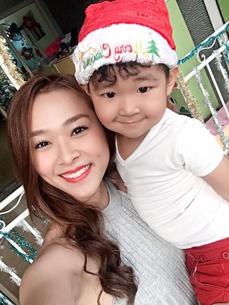 Sao Việt làm mẹ khi chưa được 20 tuổi: Người tìm được bến đỗ yên bình, kẻ vẫn khuê phòng lẻ loi - Ảnh 20.