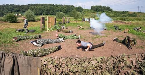 Trải nghiệm khắc nghiệt cùng chương trình huấn luyện của lực lượng đặc nhiệm Nga - Ảnh 4.