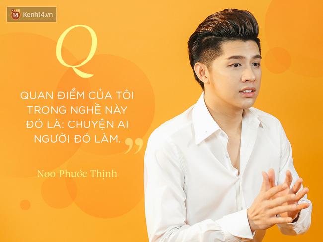 Noo Phước Thịnh: Tôi vẫn đứng chung sân khấu với Sơn Tùng, vẫn trao giải thưởng và chúc mừng cậu ấy đấy thôi! - Ảnh 3.
