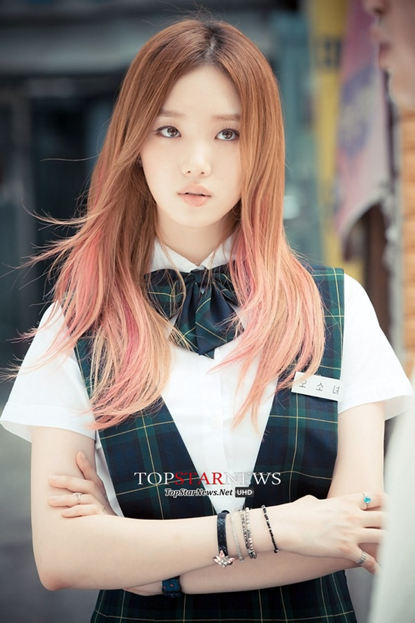 Tiên nữ cử tạ Lee Sung Kyung - Người đẹp 9X chăm cày cuốc của Kbiz - Ảnh 3.