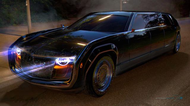 Những điều chưa ai kể về dàn xe ô tô trong Logan - một trong những bí quyết thành công của bộ phim bom tấn này - Ảnh 2.