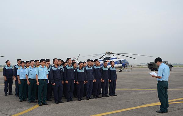 Trung đoàn 930 (Sư đoàn 372) tổ chức thành công ban bay mẫu - Ảnh 3.