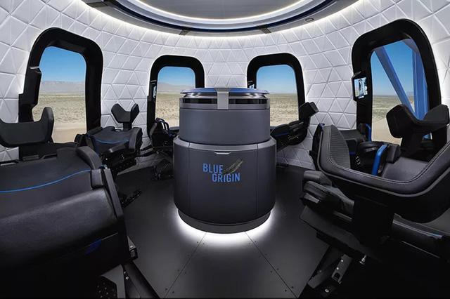 Cùng khám phá bên trong con tàu vũ trụ sẽ đưa hành khách lên không gian - Ảnh 2.