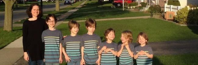 Dù bị bắt nạt, 6 anh em trai vẫn quyết định nuôi tóc dài vì lý do thực sự cảm động - Ảnh 3.