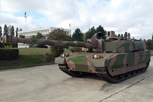Pháp trang bị pháo 140mm trên dòng xe tăng chiến đấu chủ lực - Ảnh 3.