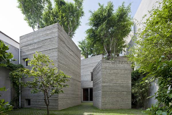 Hình ảnh thực tế gây tranh cãi về ngôi nhà đạt giải thưởng lớn của KTS Võ Trọng Nghĩa - Ảnh 3.