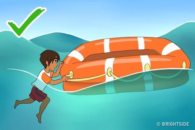Làm gì để sống sót nếu đột nhiên bạn ở một mình giữa biển khơi? - Ảnh 2.