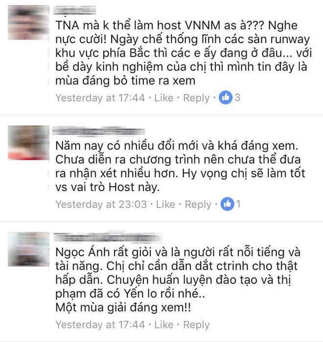 Trương Ngọc Ánh làm host Vietnams Next Top Model 2017: Hình như sai sai? - Ảnh 2.