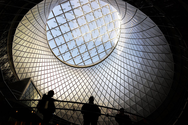 32 kiệt tác kiến trúc bạn nhất định phải nhìn thấy một lần trong đời - Ảnh 3.