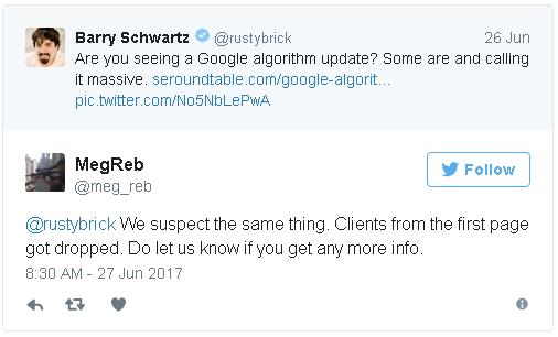 Google vừa thay đổi thuật toán tìm kiếm từ ngày 25 tháng 6, làm xáo trộn kết quả và ảnh hưởng đến thứ bậc của nhiều website - Ảnh 2.