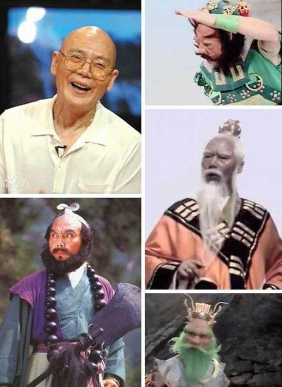 Không phải Lục Tiểu Linh Đồng, đây mới là diễn viên đóng nhiều vai nhất trong Tây du ký 1986 - Ảnh 3.