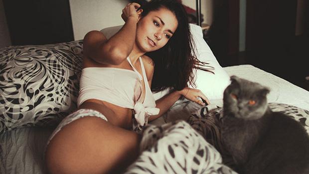 Vẻ đẹp siêu mẫu Nga bị tố phá vỡ hạnh phúc nhà James Rodriguez - Ảnh 3.