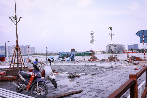 Cận cảnh bến buýt đường sông đầu tiên ở Sài Gòn sẽ hạ thủy vào tháng 9 - Ảnh 3.