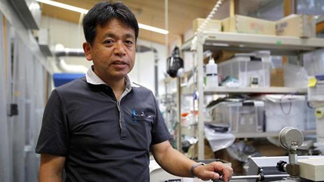 Nhật Bản muốn lấy gỗ làm phụ tùng ô tô cho nó nhẹ - Ảnh 2.