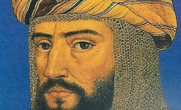 Câu chuyện về vị vua liệt, mù, điếc nhưng lại là anh hùng khiến mọi kẻ thù phải khiếp sợ - Ảnh 2.