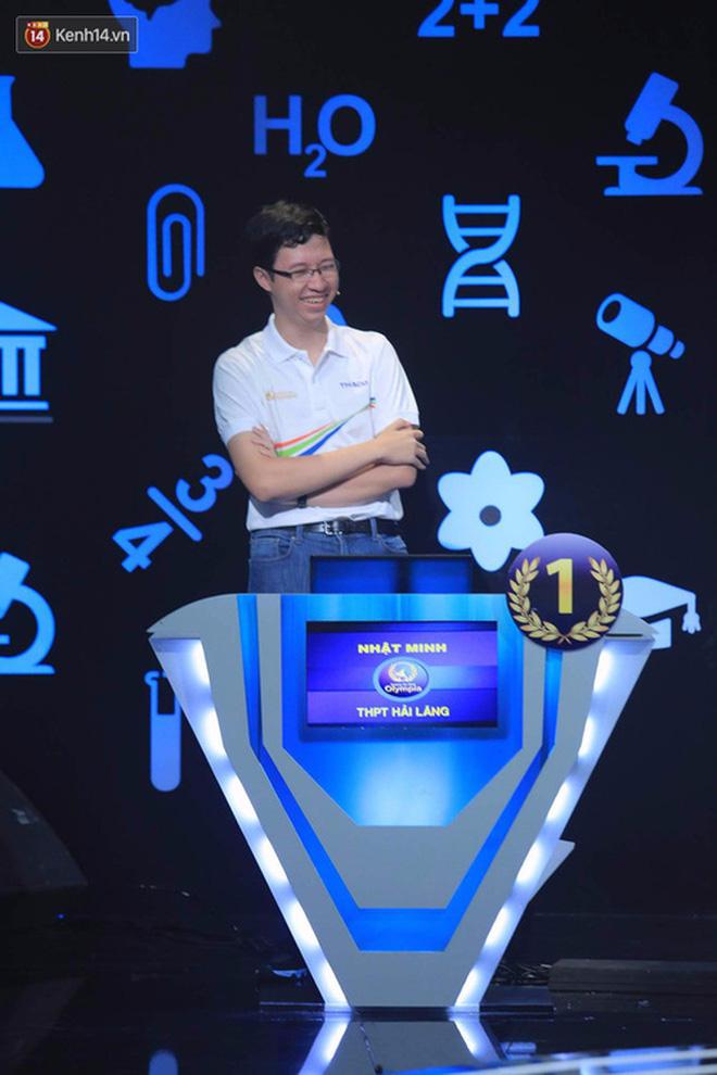 Nhật Minh Olympia lần đầu hát trên truyền hình, chia sẻ không thích cái tên cậu bé Google - Ảnh 4.