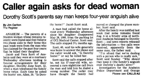 Cô gái trẻ mất tích 40 năm chưa có lời giải và cuộc gọi bí ẩn thứ 4 hàng tuần  - Ảnh 3.