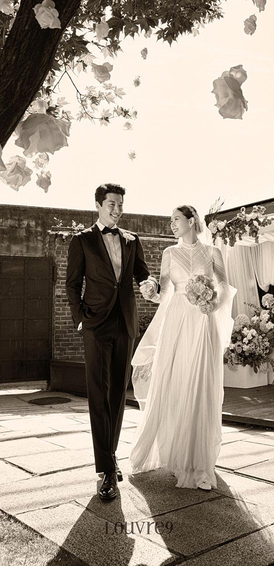 Những hình ảnh đẹp trong đám cưới bí mật của tài tử Lee Dong Gun - Ảnh 3.