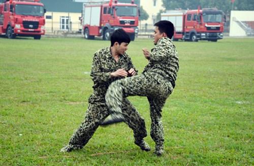 Đặc công Việt Bắc võ nghệ cao cường - Ảnh 3.
