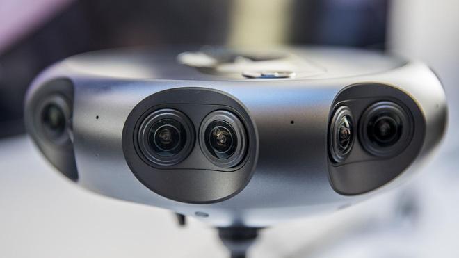 Samsung trình làng camera 360 Round với 17 camera, trông hệt quái vật nhiều mắt trong truyền thuyết - Ảnh 3.