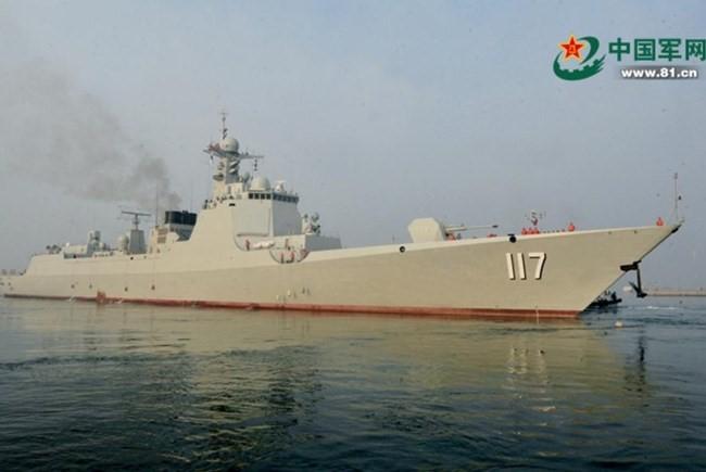 Hai sát thủ đại dương Mỹ lượn lờ, Trung Quốc gồng mình đối phó - Ảnh 3.