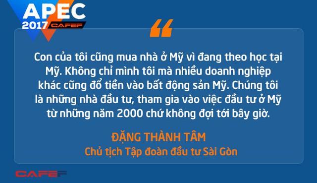 Ông Đặng Thành Tâm: Tổng thống Trump có thể chịu tác động bởi những gì thấy tận mắt ở Việt Nam - Ảnh 3.
