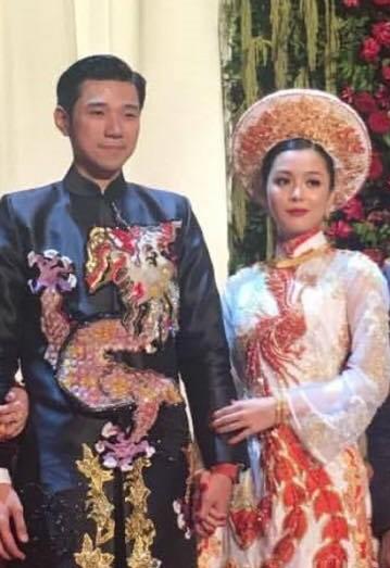 Thiếu gia Tập đoàn Tân Hoàng Minh tổ chức lễ ăn hỏi, lộ diện cô dâu xinh đẹp - Ảnh 3.