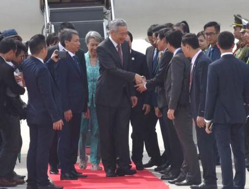 Việt Nam là điểm đến an toàn và thân thiện với các nguyên thủ quốc tế - Ảnh 3.