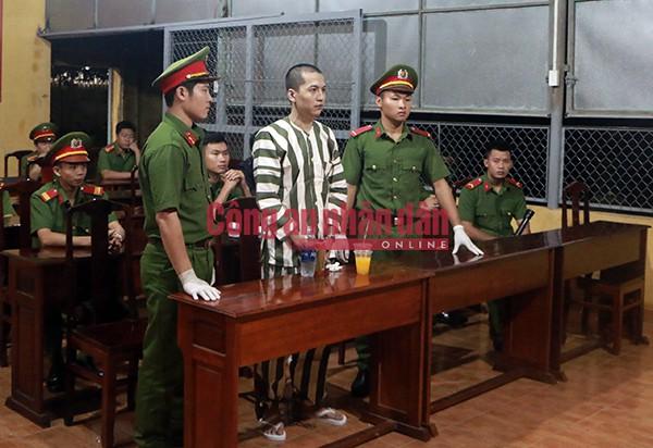 Thi hành án tử tù Nguyễn Hải Dương, kẻ gây ra vụ thảm án ở Bình Phước  - Ảnh 3.