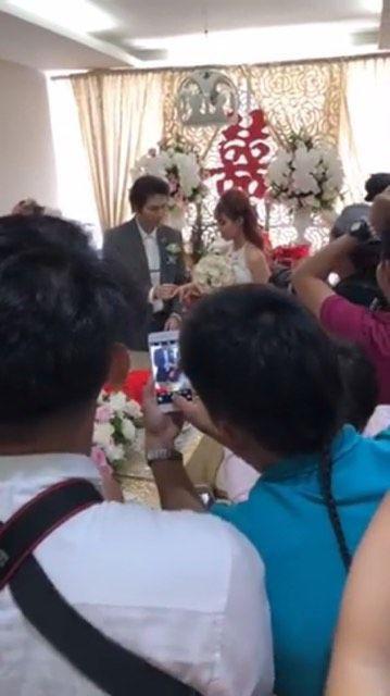 HOT: Đánh lừa công chúng, Khởi My và Kelvin Khánh đã bí mật tổ chức lễ cưới sáng nay - Ảnh 3.