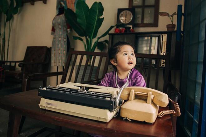 Đây chính là cô Ba Sài Gòn phiên bản 2,5 tuổi cưng hết sảy khiến dân mạng phát cuồng - Ảnh 3.
