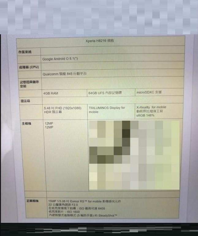 Lộ diện chân tướng Xperia XZ2 với màn hình không viền: Cuối cùng thì Sony cũng đã chấp nhận thay đổi - Ảnh 3.