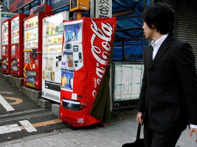 Máy bán hàng tự động tại Nhật Bản hé lộ cho chúng ta biết rất nhiều về đất nước và văn hóa con người tại nơi đây - Ảnh 3.