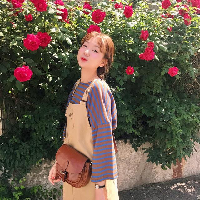 Cô bạn Hàn Quốc xinh xắn chứng minh mắt một mí vẫn thừa dễ thương! - Ảnh 3.
