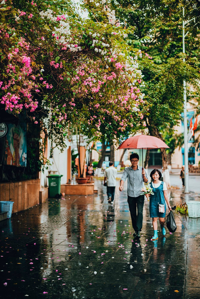 Những bức ảnh tuyệt đẹp này sẽ khiến bạn nhận ra, trong mưa, cuộc đời vẫn dịu dàng đến thế - Ảnh 21.