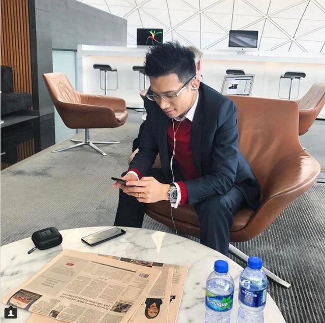 Hàng hiệu xa xỉ, những chuyến đi hoành tráng: Cuộc sống của hội con nhà giàu Hong Kong sẽ khiến bạn choáng ngợp - Ảnh 21.