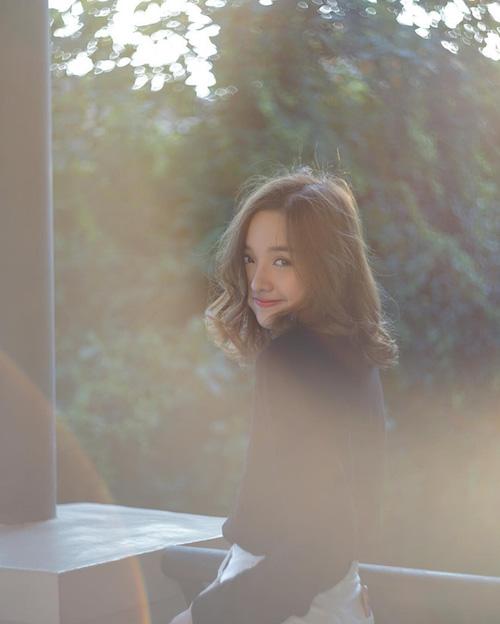 Hot girl Thái Lan khiến cư dân mạng tan chảy vì nụ cười ngọt lịm như đường - Ảnh 7.