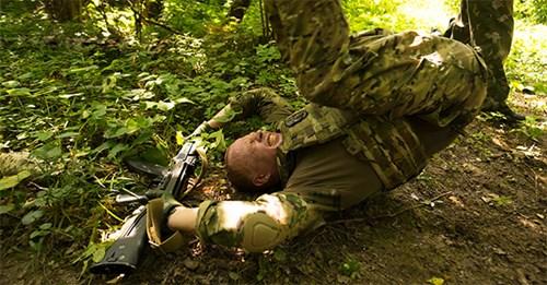 Trải nghiệm khắc nghiệt cùng chương trình huấn luyện của lực lượng đặc nhiệm Nga - Ảnh 5.