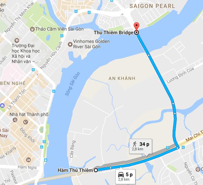 8 điều đau não trên những con đường- phường- quận, mà chỉ ai sống ở Sài Gòn lâu năm mới ngộ ra được! - Ảnh 27.