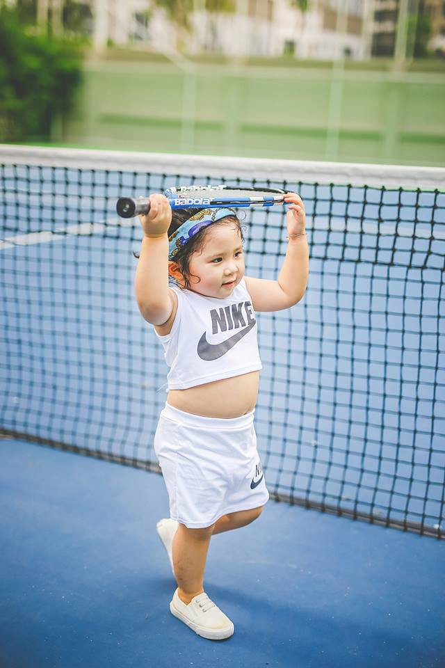 Đây chính là cô Ba Sài Gòn phiên bản 2,5 tuổi cưng hết sảy khiến dân mạng phát cuồng - Ảnh 28.