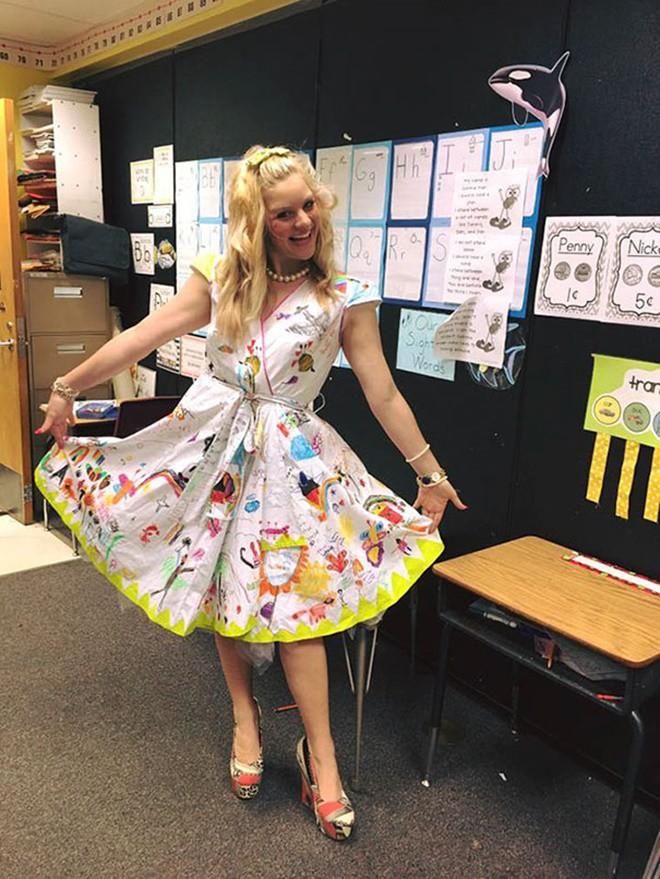 48 thầy cô hài hước, bá đạo khiến trường học trở nên thú vị hơn bao giờ hết - Ảnh 29.