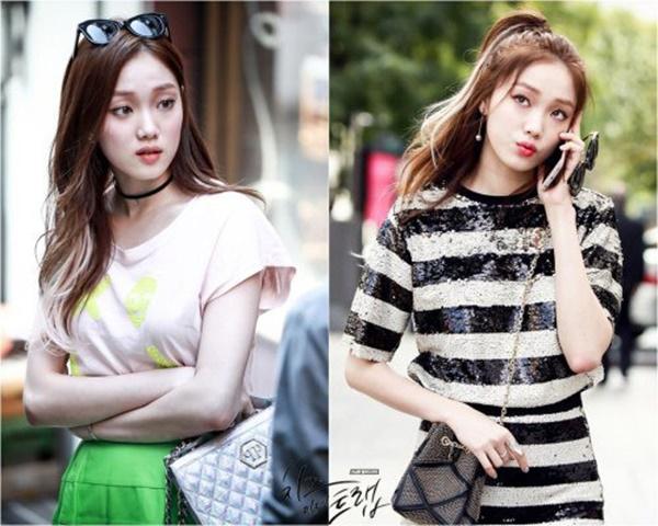 Tiên nữ cử tạ Lee Sung Kyung - Người đẹp 9X chăm cày cuốc của Kbiz - Ảnh 4.