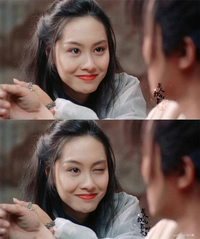 Nhan sắc của những mỹ nhân TVB thập niên 90: Chẳng cần photoshop vẫn đẹp đến nao lòng - Ảnh 4.