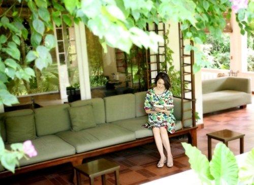 Ngưỡng mộ sự giàu có của MC U50 Thanh Mai - Ảnh 4.