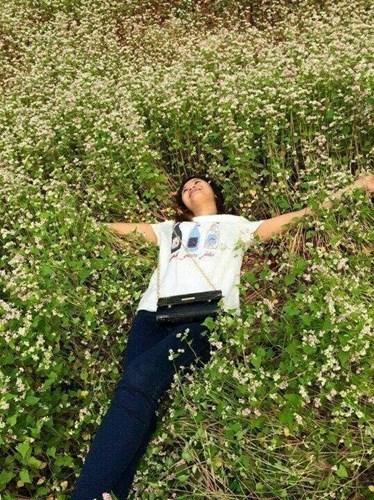 Ham chụp ảnh kiểu Hàm Hương, thanh niên thô bạo phi xe xuyên qua đàn bươm bướm - Ảnh 5.