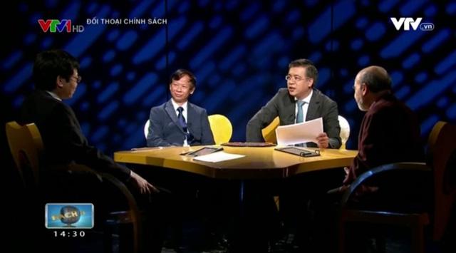 Những chương trình để lại nhiều dấu ấn của nhà báo Quang Minh trên sóng VTV - Ảnh 4.