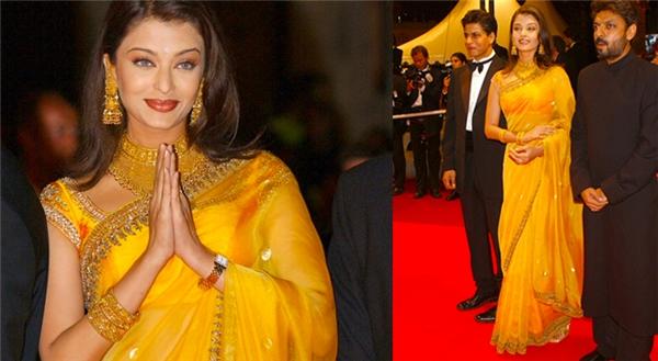 Hành trình 16 năm hóa nữ thần thảm đỏ Cannes của Hoa hậu Aishwarya Rai - Ảnh 2.