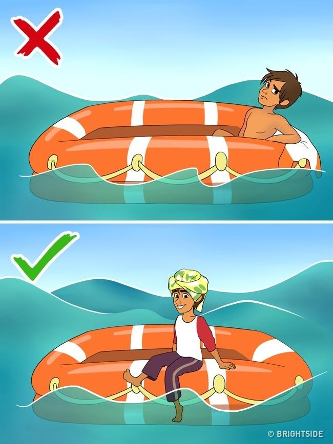 Làm gì để sống sót nếu đột nhiên bạn ở một mình giữa biển khơi? - Ảnh 3.